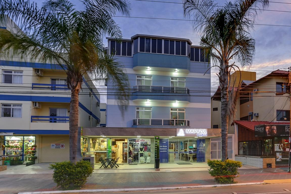 Marazul apart hotel canasvieiras for Appart hotel urban lodge chaudfontaine